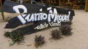 Punto Miguel, White Sands